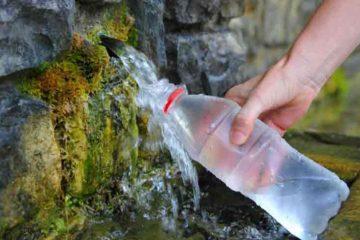 cum ne vindecam cu apa de izvor