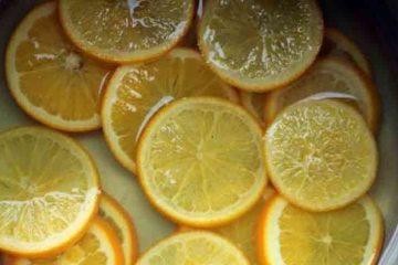 de ce trebuie sa bem apa cu portocale