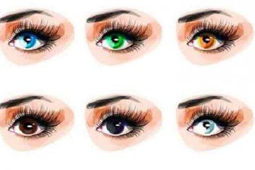 cum caracterizezi o persoana in functie de culoarea ochilor
