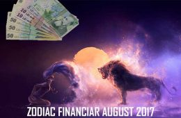 zodiac financiar august 2017