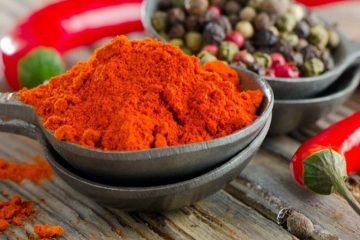 cum detoxifiem sangele cu ardei iute