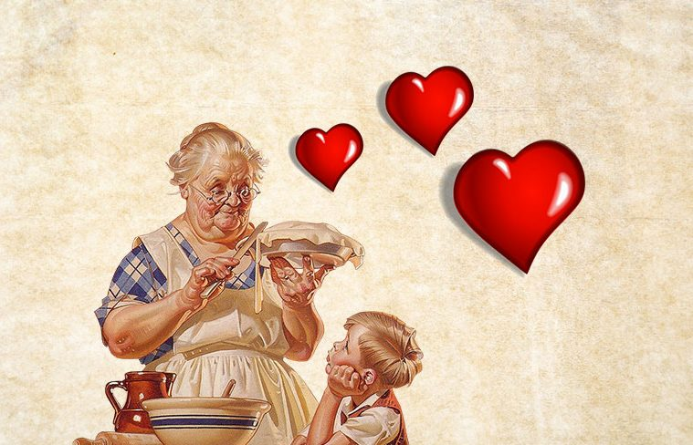 de ce ne iubesc bunicii