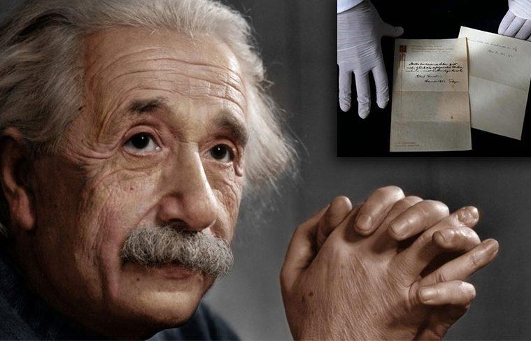 ce spune Einstein despre secretul fericirii