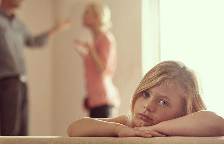copiii sunt cei mai afectati in cazul unui divort