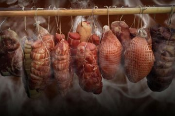 cum conservam carnea de porc