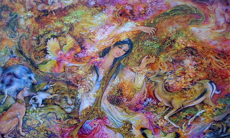 trasaturi ale femeilor spirituale