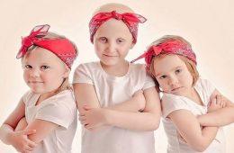 mesajul fetitelor care au invins cancerul
