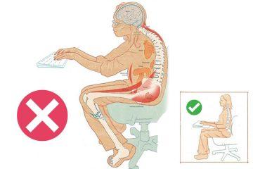 la ce duce sedentarismul