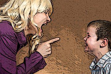 de ce nu trebuie sa tipi la copil