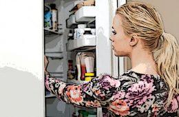 de ce se tin cosmeticele la frigider