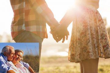 relaţie armonioasă pana la batranete