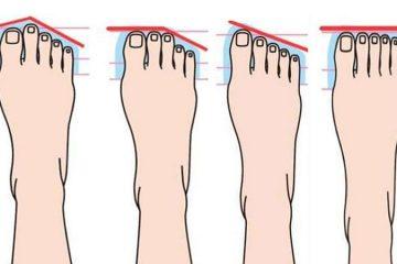 superstitii degete picioare