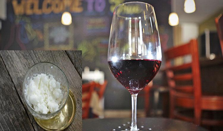 bicarbonat vin contrafacut