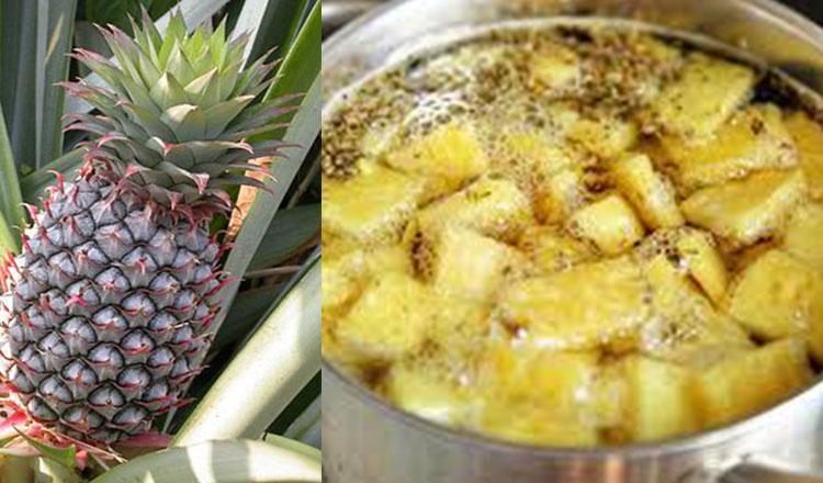 Apa cu ananas