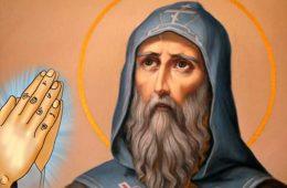 Rugăciunea către sfântul Efrem