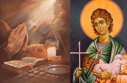 Rugăciunea sfintei Marta