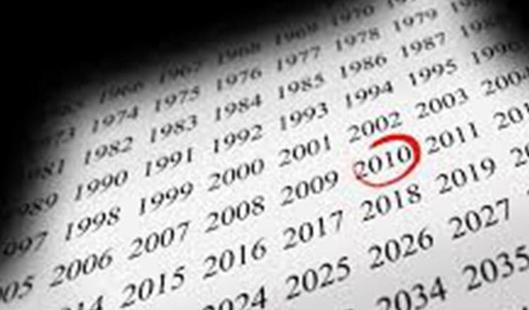 Anul nasterii numerologie