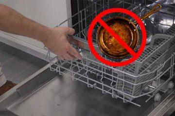 obiecte pe care sa nu le pui in masina de spalat vase