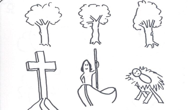 Pilda copaci