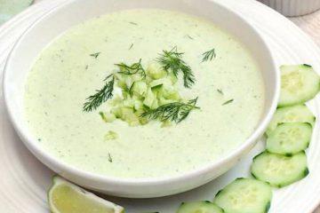 Supă bulgărească Tarator