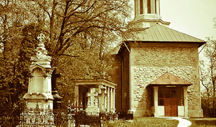 Biserica din Câmpulung