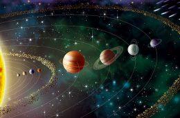 trasaturi ciudate ale sistemului solar
