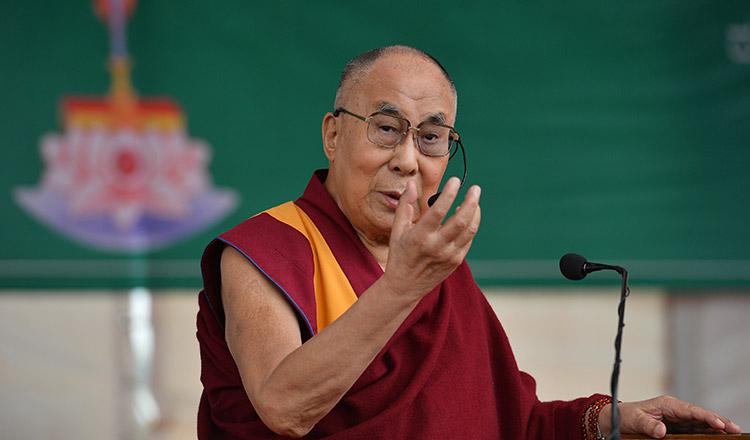 Testul lui Dalai Lama