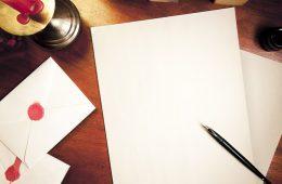 Scrisoare emotionanta