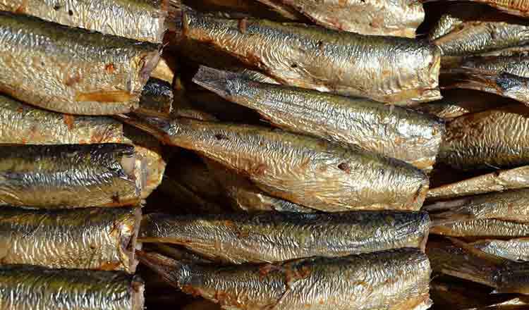 pește afumat