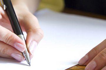 Ce efecte are scrisul