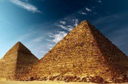 Cum au fost construite piramidele