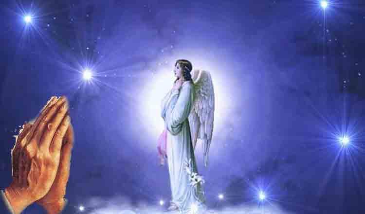 rugăciunea către îngerul