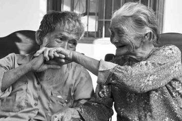 Povestea impresionantă de dragoste