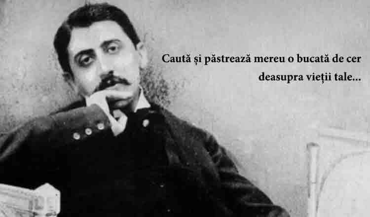 Citate Marcel Proust