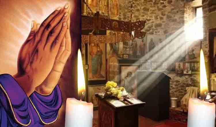 Rugăciune în Săptămâna Luminată