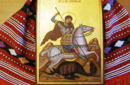 ziua sfântului Gheorghe