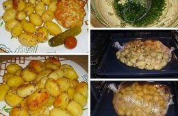 Cartofi gustoși