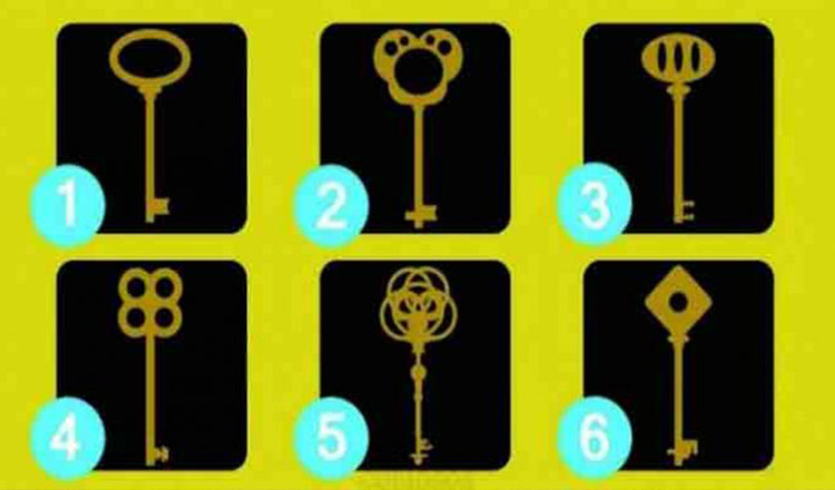Testul cheii