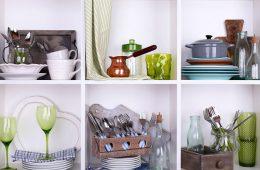 Obiecte din bucătărie