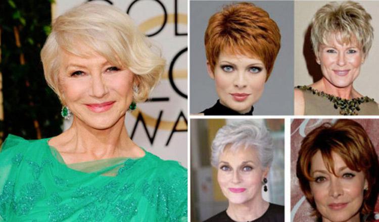 Tunsori La Modă Pentru Doamnele De Peste 50 De Ani O