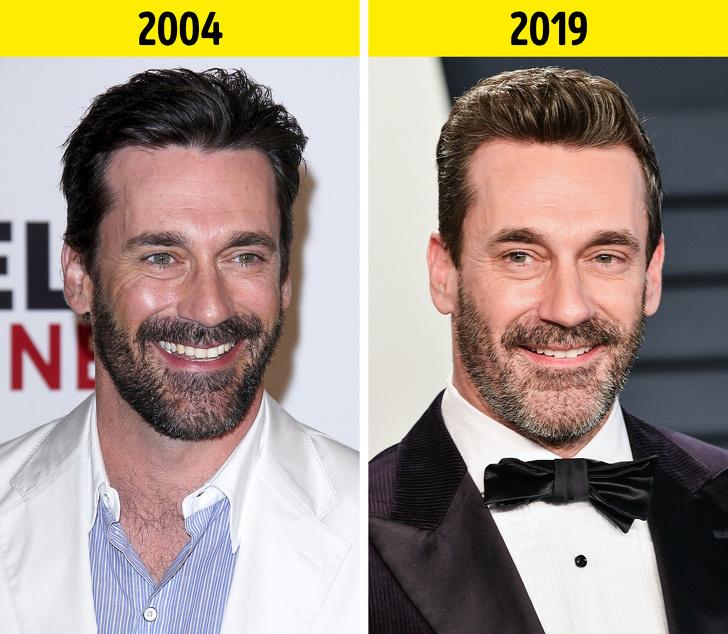 Vedete care nu îmbătrânesc