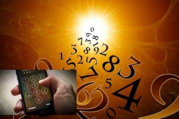 Numărul de telefon și destinul