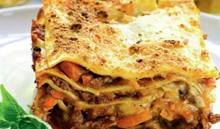 Rețete de lasagna