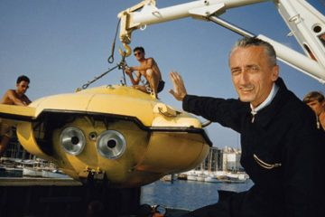 Despre viața lui Jacques-Yves Cousteau