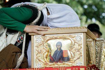 Rugăciune către Cuvioasa Parascheva
