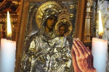 Rugăciunea la Sfânta Eugenia