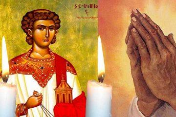 Rugăciune Sfântul Ștefan