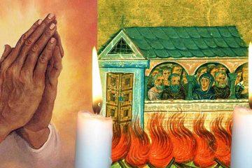 Rugăciunea celor 20.000 MUCENICI