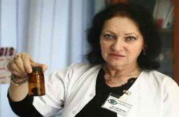 Medicul oftalmolog Monica Pop