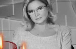 Marea iubire a Cristinei Topescu